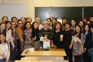 Семинар Александра Гезалова для волонтеров и наставников